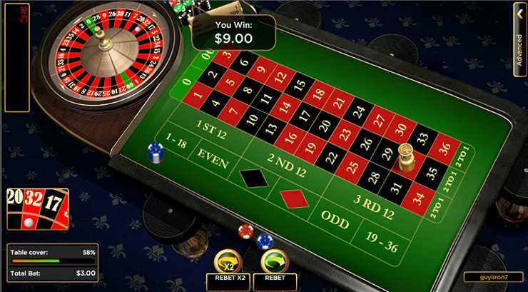 Enjoy The Excitement Of Online Roulette From the Comfort Of Your Home |  Play Across America